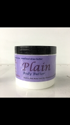 The Body Butter Lady - Plain