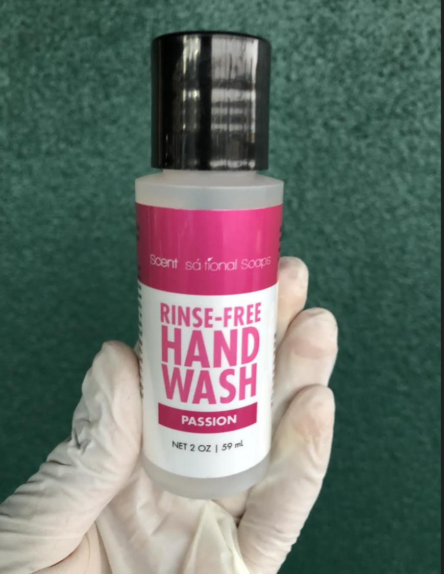 Scentsational Soap Passion Scent Hand Sanitizer