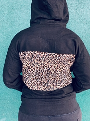 Simply Masked Cheetah  Limited Edition Hoodie