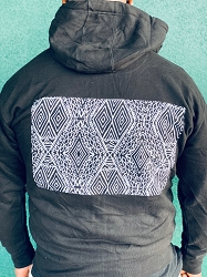 Simply Masked Hoodie - Large Limited Edition