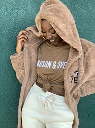 Simply Cozy Love Hoodie- Limited Edition (Small)