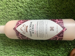 Goat Milk and Chai- Nubian Heritage Body Wash