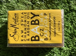 Raw Shea Chamomile and Argan Baby Eczema Soap