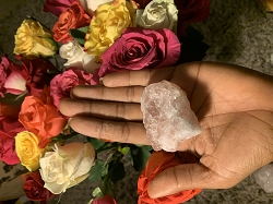 Rose Quartz Medium