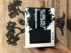 Activated Charcoal and Tea Tree Scentsational Soap