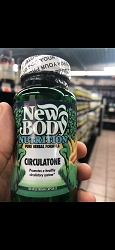 Circulatone- New Body Nutrition