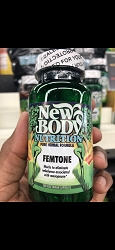 Femtone- New Body Nutrition