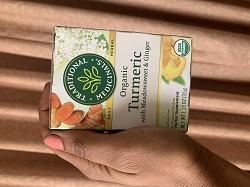 Traditional Medicinals Organic Turmeric with Ginger and Meadowsweet