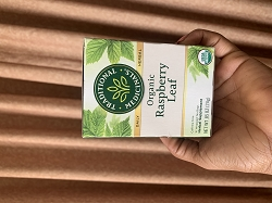 Traditional Medicinals Organic Raspberry Leaf