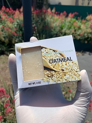 Oatmeal Soap- Scentsational Soap