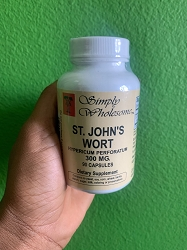 St Johns Wort-Simply Wholesome