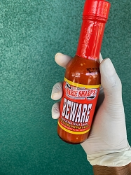 Beware Hot Sauce (5oz)