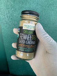 Fennel Seed Ground 1.48oz