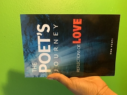 The Poets Journey Book, Reflections of Love- Ron Vesci