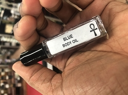 Blue - Body Oil