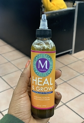 Makeba Heal and Grow- Coconut