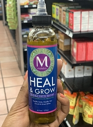 Makeba Heal and Grow- Argan Oil