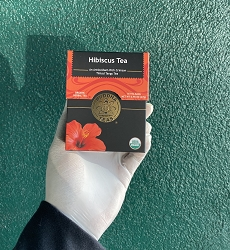 Hibiscus Tea - Buddha Tea