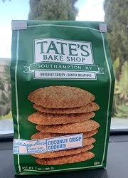 Tates Coconut Cookies