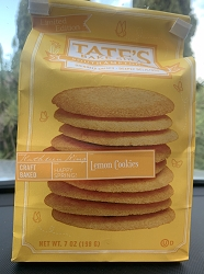 Tates Lemon Cookies
