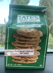 Tates Walnut Chocolate Chip Cookies