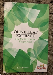 Olive Leaf Extract - Healing Herb