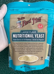 Nutritional Yeast- Bob Red Mill