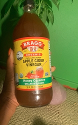 Apple Cider Vinegar- Wellness Honey Cayenne