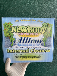 New Body AllTone Cleanse