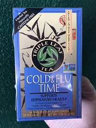 Triple Leaf Tea - Cold & Flu Time