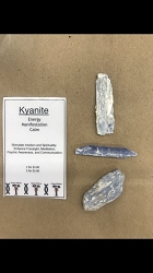 Kyanite Kit