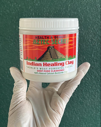 Indian Healing Clay - Mask