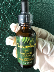 Neem Seed Oil - Liquid 1oz