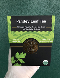 Parsley Leaf Tea - Buddha Brand