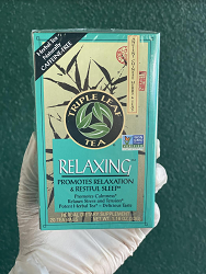 Triple Leaf Relaxing Tea