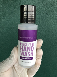 Scentsational Soap - Lavender Hand Sanitizer
