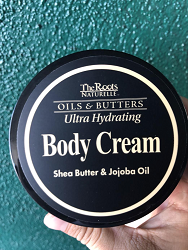 Shea Butter & Jojoba Oil Body Cream
