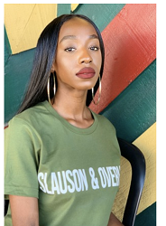 Green Slauson and Overhill T-Shirt - Small