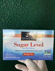 Sugar Level (with white Mulberry) Tea